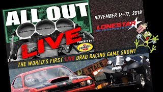Download All Out Live - Saturday Competition, Lonestar Motorsports Park Video