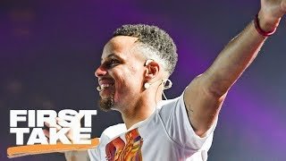 Download Stephen A. And Max Rank Steph Curry As Top 5 NBA Player | First Take | ESPN Video