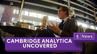 Download Cambridge Analytica Uncovered: Secret filming reveals election tricks Video