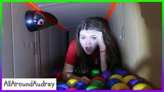 Download Exploring New Secret Hello Neighbor Underground Tunnels! LOST! / AllAroundAudrey Video