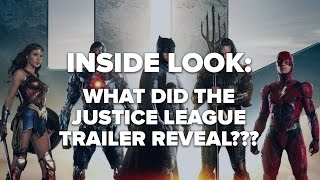 Download What the Justice League Trailer Reveals- Inside Look Video
