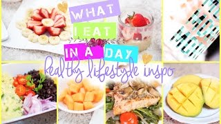 Download What I Eat in a Day   Healthy Lifestyle Inspo Video