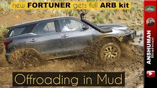 Download Fortuner, Gypsy, Isuzu D-Max | Offroading in Mud | June 2018 Video