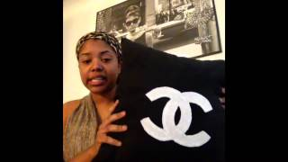Download DIY: Chanel Inspired Pillow. Video