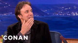 Download Kevin Nealon Confronted By Racist Colorado Ski Trails - CONAN on TBS Video