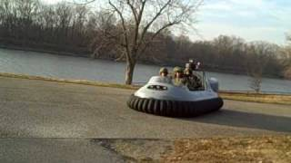 Download Military Hovercraft Video - Neoteric LCAC Trainer Video
