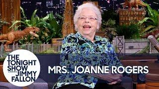 Download Mrs. Joanne Rogers Recalls Mister Rogers' Neighborhood Tackling Racism with a Kiddie Pool Video