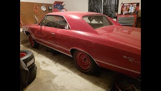 Download MIND BLOWING SURVIVOR 1967 CHEVELLE SS396 L78 BARN FIND FOUND HIDING IN A SMALL MIDWESTERN GARAGE!!! Video