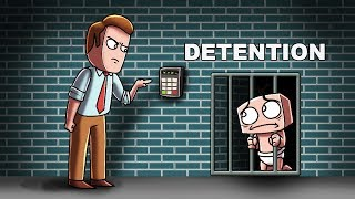 Download Minecraft | WHO'S YOUR DADDY? Baby Goes to DETENTION! Video