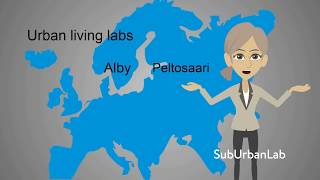 Download SubUrbanLab - First Call JPI Urban Europe project Video