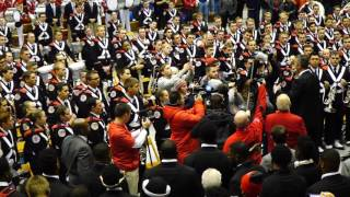 Download Urban Meyer and OSU Team enter the Skull Session Hang On Sloopy Ohio State Marching Band 11 26 2016 Video