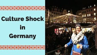 Download THE TRUTH ABOUT CULTURE SHOCK IN GERMANY // Military wife experience moving overseas Video
