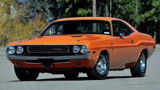 Download Lasting Impact Of The 1970-1974 Dodge Challenger Video
