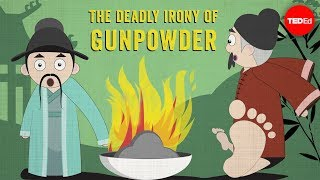 Download The deadly irony of gunpowder - Eric Rosado Video