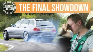 Download Can A Built E46 330d Beat An E92 M3 Around A Lap? Video