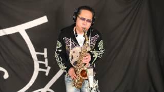 Download 황금나팔 - 목포의 눈물 (버든색소폰) Video