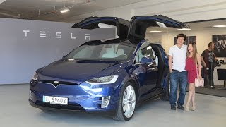 Download Model X P90DL issues after 15 months and 120k km/75k mi Video