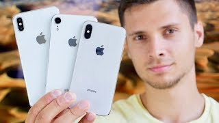 Download NEW iPhone 9 & X Plus Models Hands On! Video
