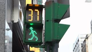 Download [信号]台北の信号機2 (歩行者用) Taipei traffic signal 2 (For Pedestrian) Video