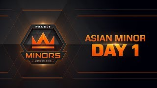 Download The FACEIT Asian Minor Championship | Day 1 Video
