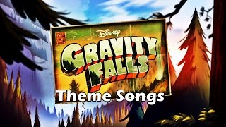 Download Gravity Falls Theme Song Variations Video