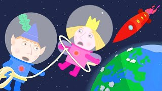 Download Ben and Holly's Little Kingdom   Fly to the Moon   1Hour   HD Cartoons for Kids Video