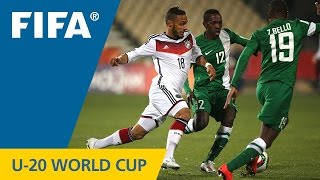 Download Germany v. Nigeria - Match Highlights FIFA U-20 World Cup New Zealand 2015 Video