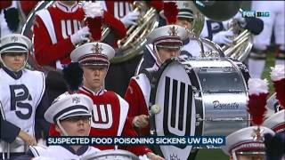 Download UW band students suffer 'violent' illness at Indy championship game Video