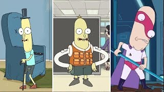 Download Rick and Morty - Noob Noob vs Mr Poopy Butthole vs Mr Stealy - who wins Video