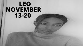 Download LEO- ″OMG ! I WANNA BE A LEO THIS WEEK″ NOVEMBER 13-20 WEEKLY TAROT READING Video