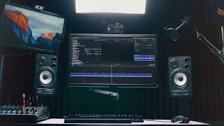 Download Ultimate Streaming and Video Editing Desk Setup Video