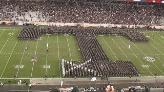 Download The Best Texas Aggie Band Halftime Ever - New Mexico Game at Kyle Field - 11/11/17 Video