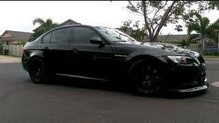 Download M3 E90 E92 Avant Garde M359 / Michelin Pilot Super Sport Video
