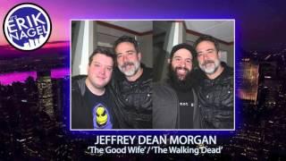 Download Jeffrey Dean Morgan on 'Negan' and AMC allowing profanity [12/11/2015] Video