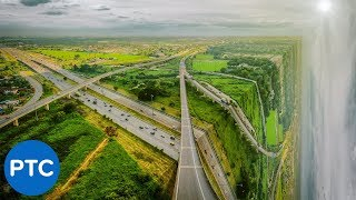 Download MIND-BLOWING Perspective-Bending Effect in Photoshop [EASY Photo Manipulation Tutorial] Video