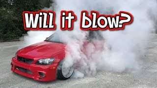 Download Blowing up a Lexus is300 2jz. Video