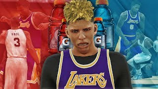 Download NBA 2K17 MyCAREER LaMelo Ball #7 - DeAndre BULLYING CP3! Coach Is Trying To Kill Me!!!! Video