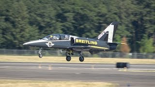 Download Breitling Jet Team Saturday Performance .. Oregon Airshow 2016 (4K) Video