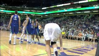 Download WNBA FIGHT: Diana Taurasi + Penny Taylor vs. Cappie Pondexter Video