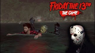 Download Friday the 13th the game - Gameplay 2.0 - Jason part 8 Video