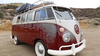 Download 1967 VW Bus ICON Derelict Video Tour Video