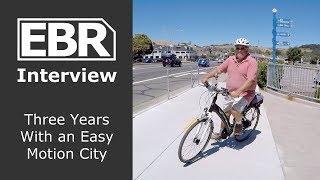 Download Ebike Owner Interview - 3 Years on an Easy Motion Neo City, Mike Video