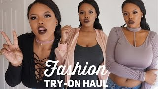 Download HUGE Try-On Haul| Fashion Nova, Romwe, Adidas, + More Video