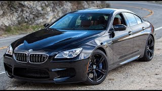 Download 2018 BMW M6 Gran Coupe - One Take Video