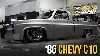Download SEMA 2015 | 1986 Chevy C10 | Little Shop MFG Video
