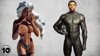 Download Top 10 Black Superheroes Video