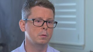 Download CBS News interview with ICE whistleblower interrupted by federal agents Video