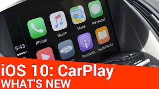 Download What's New with CarPlay in iOS 10 Video