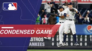 Download Condensed Game: HOU@NYY 10/16/17 Video