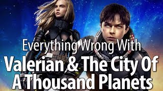 Download Everything Wrong With Valerian & The City Of A Thousand Planets Video